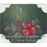 Christmas Glow by Donna Hodson - PDF DOWNLOAD