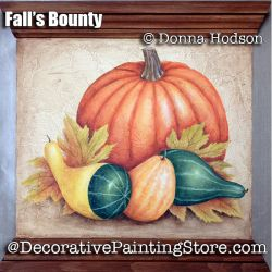 Falls Bounty ePattern - Donna Hodson - PDF DOWNLOAD
