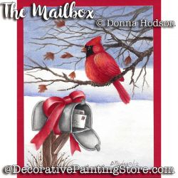 The Mailbox ePattern - Donna Hodson - PDF DOWNLOAD