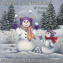 Juggles and Sidekick DOWNLOAD - Donna Hodson