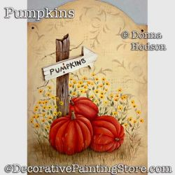 Pumpkins DOWNLOAD - Donna Hodson