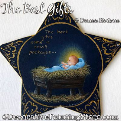 The Best Gifts PDF DOWNLOAD - Donna Hodson