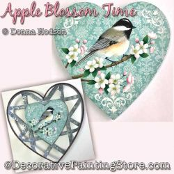 Apple Blossom Time (Chickadee) DOWNLOAD - Donna Hodson