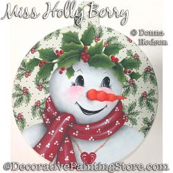Miss Holly Berry PDF DOWNLOAD - Donna Hodson