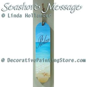 Seashore Message ePacket - Linda Hollander - PDF DOWNLOAD
