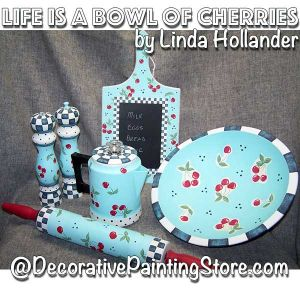 Life Is A Bowl of Cherries ePacket - Linda Hollander - PDF DOWNLOAD
