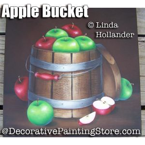 Apple Bucket ePacket - Linda Hollander - PDF DOWNLOAD