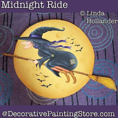 Midnight Ride Download - Linda Hollander