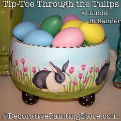 Tip-Toe Through the Tulips Download - Linda Hollander