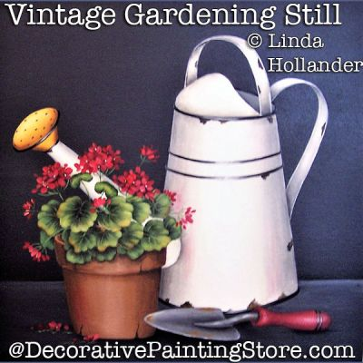 Vintage Gardening Still Download - Linda Hollander