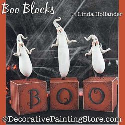Boo Blocks Download - Linda Hollander