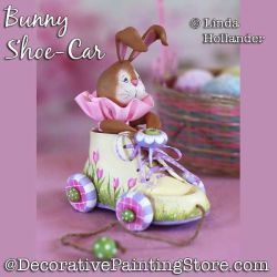Bunny Shoe Car Download - Linda Hollander