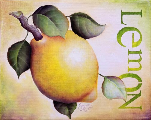 Luscious Lemons PDF DOWNLOAD - Sharon Chinn