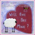 Will Ewe Bee Mine - Pat Jarrett - PDF Download