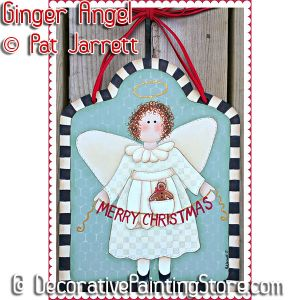 Ginger Angel - Pat Jarrett - PDF Download
