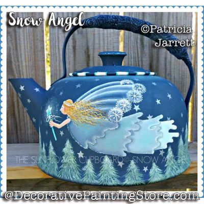 Snow Angel ePattern - Pat Jarrett - PDF Download
