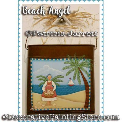 Beach Angel ePattern - Pat Jarrett - PDF Download