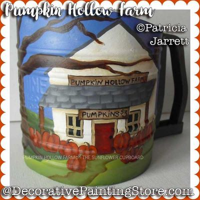 Pumpkin Hollow Farm ePattern - Pat Jarrett - PDF Download