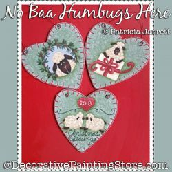 No Baa Humbugs Here Pattern PDF DOWNLOAD - Pat Jarrett