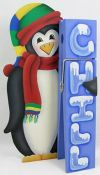 Penguin Clothespin Buddy PDF DOWNLOAD