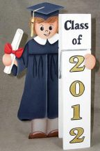 The Graduate Clothespin Buddy DOWNLOAD