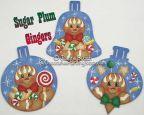 Sugar Plum Gingers Pattern DOWNLOAD