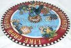 Crow Business Lazy Susan Pattern - Jeanne Bobish - PDF DOWNLOAD