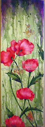 The Poppy Field ePattern - Judy Ribitch - PDF DOWNLOAD
