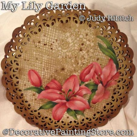 My Lily Garden DOWNLOAD - Judy Ribitch