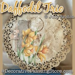 Daffodil Trio DOWNLOAD - Judy Ribitch
