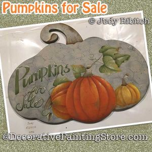 Pumpkins for Sale DOWNLOAD - Judy Ribitch