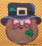 Leprechaun Pin- Susan Kelley - PDF DOWNLOAD