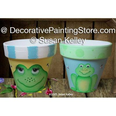 Feeling Froggy ePacket - Susan Kelley - PDF DOWNLOAD
