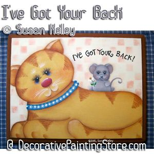 Ive Got Your Back ePacket - Susan Kelley - PDF DOWNLOAD