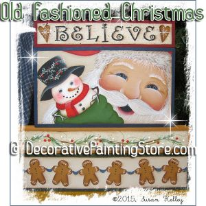 Old Fashioned Christmas ePacket - Susan Kelley - PDF DOWNLOAD