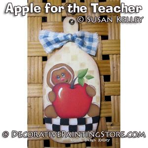 Apple for the Teacher ePacket - Susan Kelley - PDF DOWNLOAD