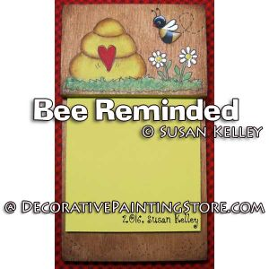 Bee Reminded ePacket - Susan Kelley - PDF DOWNLOAD