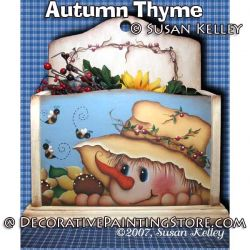 Autumn Thyme ePacket - Susan Kelley - PDF DOWNLOAD