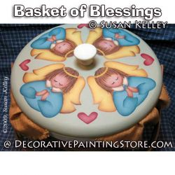 Basket of Blessings ePacket - Susan Kelley - PDF DOWNLOAD