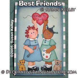 Best Friends ePacket - Susan Kelley - PDF DOWNLOAD
