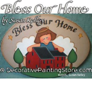 Bless Our Home ePacket - Susan Kelley - PDF DOWNLOAD