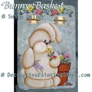 Bunny Basket ePacket - Susan Kelley - PDF DOWNLOAD