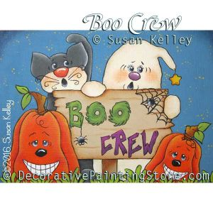 Boo Crew ePacket - Susan Kelley - PDF DOWNLOAD