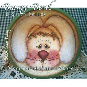Bunny Bowl ePacket - Susan Kelley - PDF DOWNLOAD