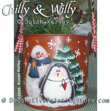 Chilly and Willy ePacket - Susan Kelley - PDF DOWNLOAD