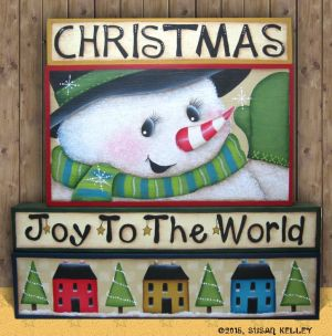 Christmas Blocks ePacket - Susan Kelley - PDF DOWNLOAD