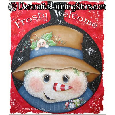 Frosty Welcome ePacket - Susan Kelley - PDF DOWNLOAD