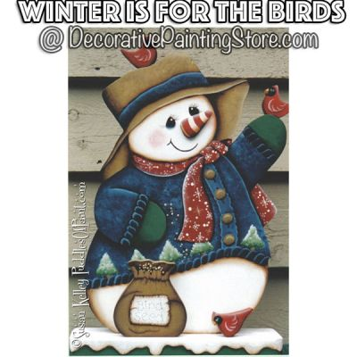 Winter Is For The Birds ePacket - Susan Kelley - PDF DOWNLOAD