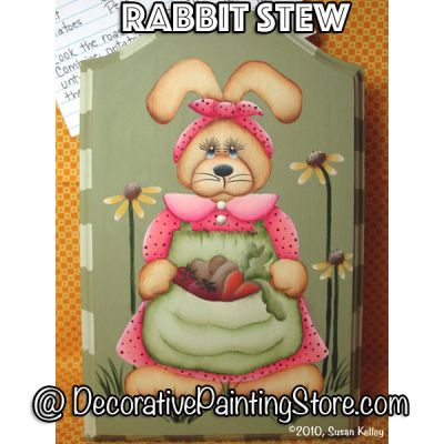Rabbit Stew ePacket - Susan Kelley - PDF DOWNLOAD
