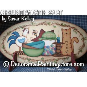 Country Living ePacket - Susan Kelley - PDF DOWNLOAD